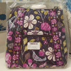 NWT Vera Bradley Hipster in Floral Nightingale